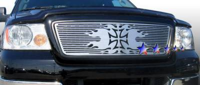 APS - Ford F150 APS Symbolic Grille - F25725B