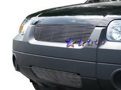 APS - Ford Escape APS Billet Grille - Bumper - Aluminum - F65108A