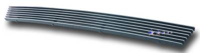 APS - Ford F150 APS Billet Grille - Bumper - Stainless Steel - F65352S