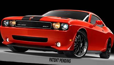 CPX - Dodge Challenger CPX Urethane Foilers