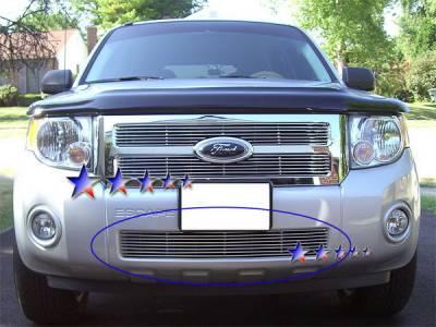 APS - Ford Escape APS Billet Grille - Bumper - Aluminum - F65784A
