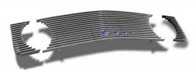 APS - Ford Mustang APS Billet Grille - Upper - Aluminum - F66013A