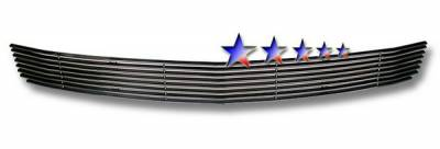 APS - Ford Mustang APS Black Billet Grille - Bumper - Aluminum - F66014H