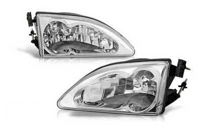 WinJet - Ford Mustang WinJet Headlights - WJ10-0213-01