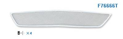 APS - Ford Mustang APS Main Upper Grille - F76666T
