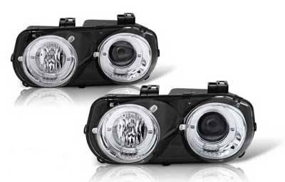 WinJet - Acura Integra WinJet Projector Headlights - WJ10-0216-01