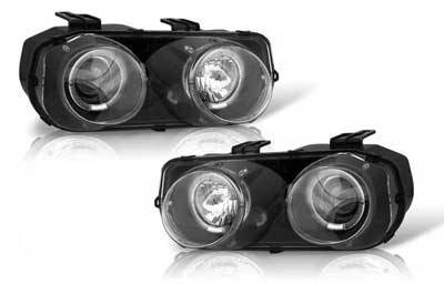 WinJet - Acura Integra WinJet Projector Headlights - WJ10-0216-04