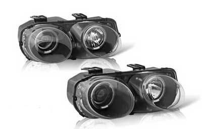 WinJet - Acura Integra WinJet Projector Headlights - WJ10-0217-04