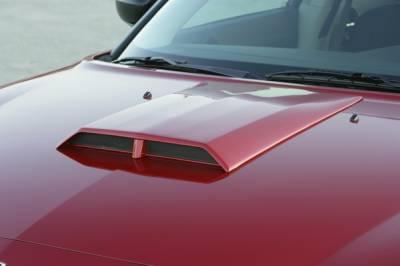 Xenon - Dodge Charger Xenon Hood Scoop - 12138