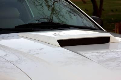 Xenon - Ford Mustang Xenon Hood Scooop - Urethane - 12701