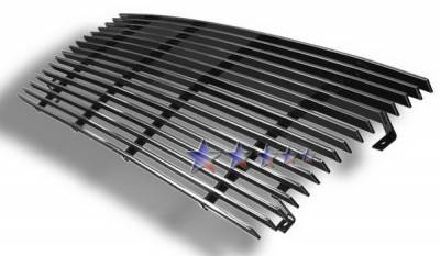 APS - Ford F-Series APS Billet Grille - Upper - Aluminum - F85009A
