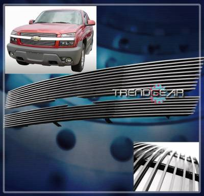Custom - CLADDING BILLET GRILLE GRILL