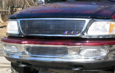APS - Ford F150 APS Billet Grille - Upper - Aluminum - F85029A