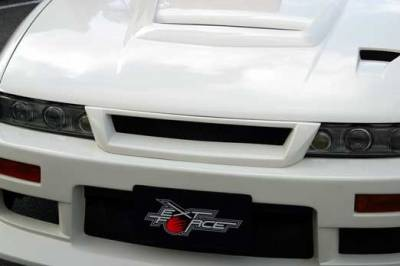 Chargespeed - Nissan 240SX Chargespeed Front Grille