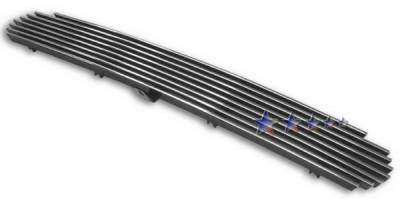 APS - Ford Ranger APS Billet Grille - Bumper - Stainless Steel - F85048S