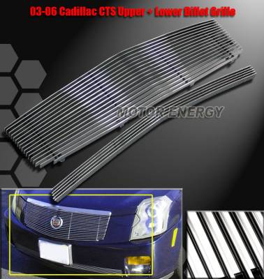 Custom - Upper and Lower  Billet Grille