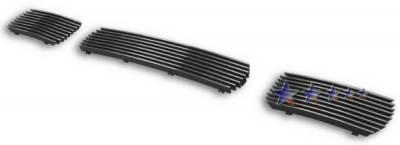 APS - Ford F350 Superduty APS Billet Grille - Bumper - Aluminum - F85097A