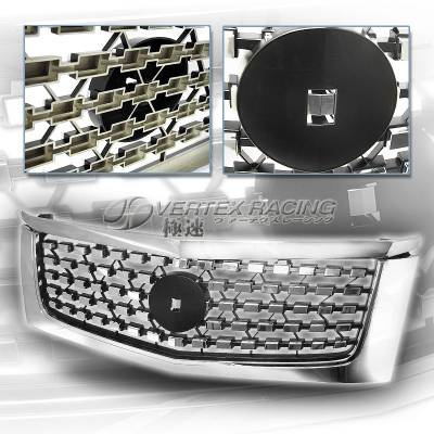 Custom - CHROME ABS GRILLE