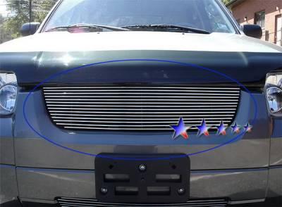 APS - Ford Escape APS Billet Grille - Upper - Aluminum - F85107A