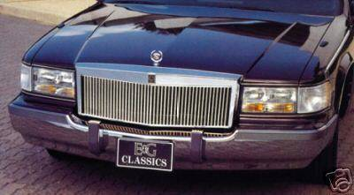 Custom - Front Classic Chrome Grille