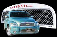 Custom - Classic Front Mesh Grille