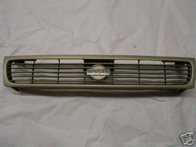 Custom - GOLD Front Grille