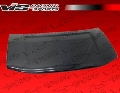 VIS Racing - Honda Element VIS Racing OEM Black Carbon Fiber Hood - 09HDELE4DOE-010C