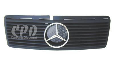 Custom - W140 SEC Style Sport Grille