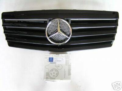 Custom - W140 Sport Grille