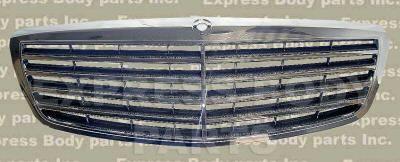 Custom - W221 S550 S65 Grille