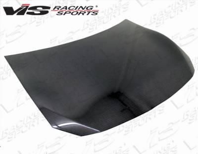 VIS Racing - Scion FRS VIS Racing OEM Style Carbon Fiber Hood - 13SNFRS2DOE-010C