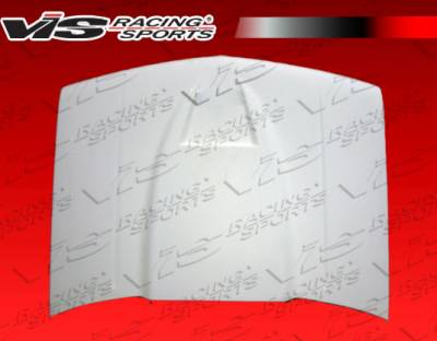 VIS Racing - GMC Jimmy VIS Racing Fiberglass Ram Air Hood - 83GMJIM2DRAM-010