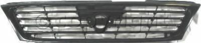 Custom - Black Grille