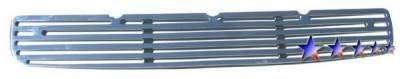 APS - Ford F150 APS CNC Grille - Bumper - Aluminum - F95084A