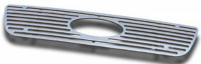 APS - Ford Escape APS CNC Grille - Upper - Aluminum - F95107A