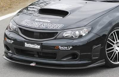 Chargespeed - Subaru WRX Chargespeed Front Grille