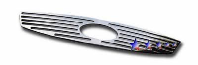 APS - Ford Focus APS CNC Grille - Upper - Aluminum - F95751A