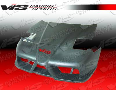 VIS Racing. - Toyota MR2 VIS Racing Enzo Hood - 90TYMR22DENZ-010