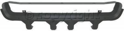 Custom - FRONT BUMPER GRILLE