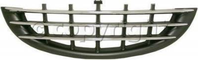 Custom - FRONT BUMPER GRILLE