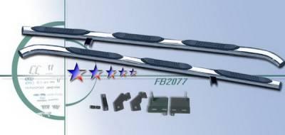 APS - Ford F150 APS Side Step Nerf Bars - FB2077