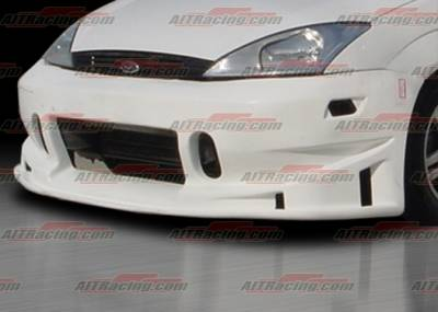 AIT Racing - Ford Focus AIT Racing BC Style Front Bumper - FF00HIBCSFB