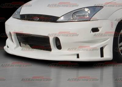 AIT Racing - Ford Focus AIT Racing BC Style Front Bumper - FF00HIBCSFB3