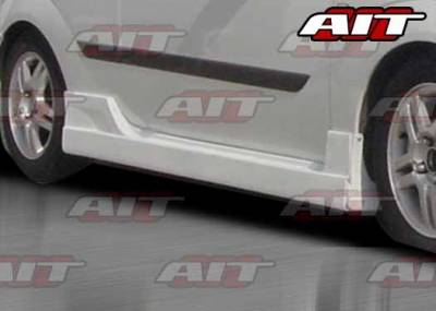 AIT Racing - Ford Focus ZX3 AIT BCS Style Side Skirts - FF00HIBCSSS3