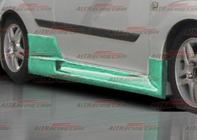 AIT Racing - Ford Focus AIT Racing R34 Style Side Skirts - FF00HIR34SS