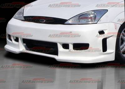 AIT Racing - Ford Focus AIT Racing Revolution Style Front Bumper - FF00HIREVFB