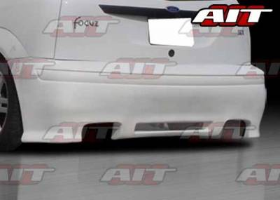 AIT Racing - Ford Focus ZX5 AIT REV Style Rear Bumper - FF00HIREVRB3