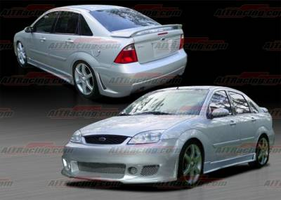 AIT Racing - Ford Escort AIT Racing Zen Style Complete Body Kit - FF05HIZENCK4
