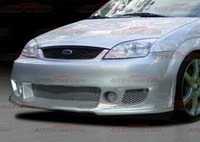 AIT Racing - Ford Focus AIT Racing Zen Style Front Bumper - FF05HIZENFB