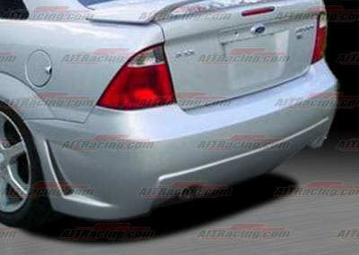 AIT Racing - Ford Escort AIT Racing Zen Style Rear Bumper - FF05HIZENRB4